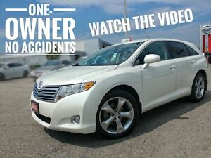 2011 Toyota Venza One Owner  FREE Delivery