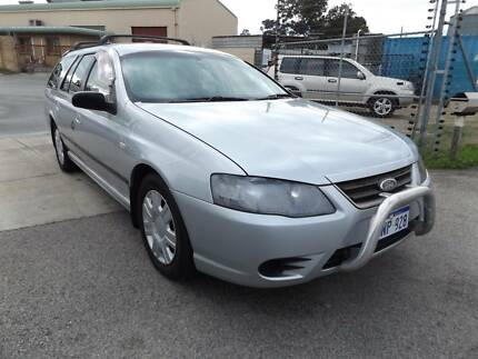 2008 FORD FALCON XT (AUTO) $5499  *FREE 1 YR WARRANTY* Maddington Gosnells Area Preview