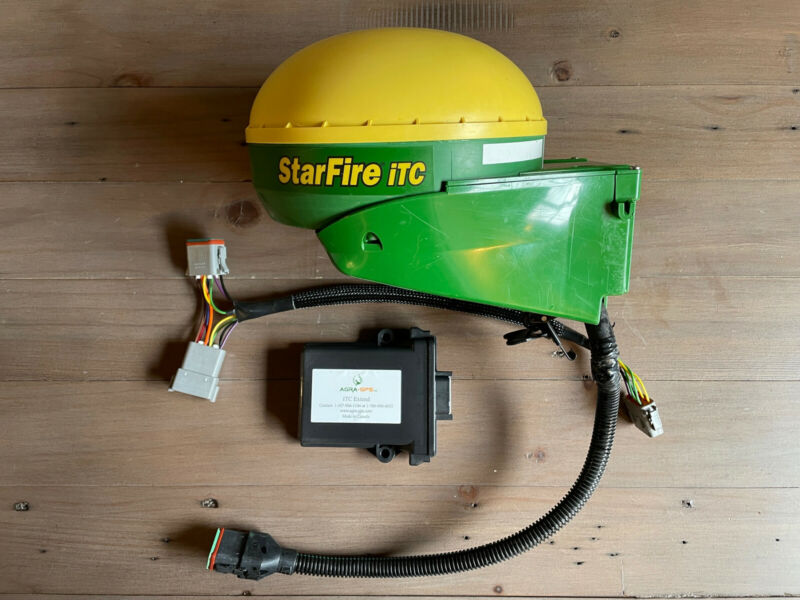 John Deere Starfire iTC with iTC Extend Module for Autotrac