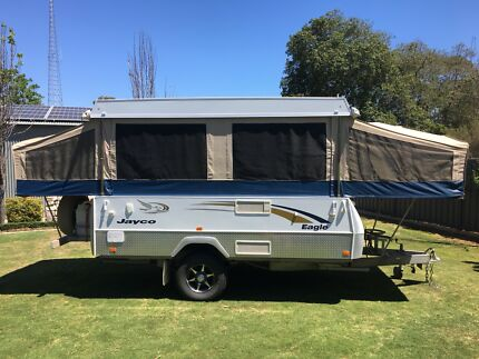 Jayco Eagle Outback 2009 Crystal Brook Port Pirie City Preview