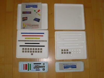 Supermag Plast Wood Plastwood Magnete 88 Teile