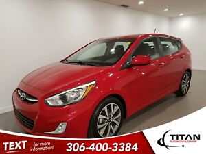 2017 Hyundai Accent SE|Sunroof|Htd Seats|Alloys|Bluetooth