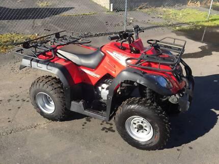 4 Wheeler Motorbikes Hobart CBD Hobart City Preview