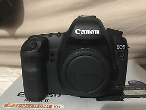 Canon 5D mark 2 or swap Victoria Park Victoria Park Area Preview