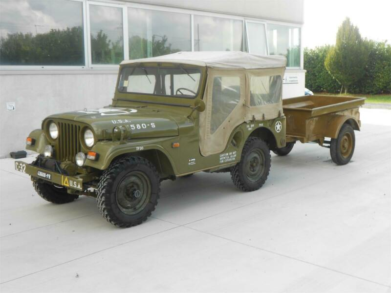 JEEP Willys 2.2