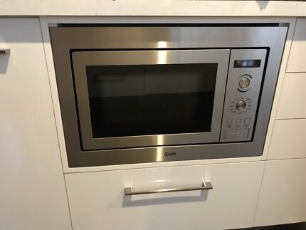 ILVE Built-in Microwave Oven with Trim Kit (IV600BIM)