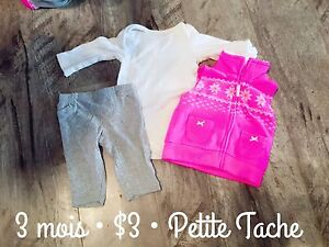 3 month baby girl outfits
