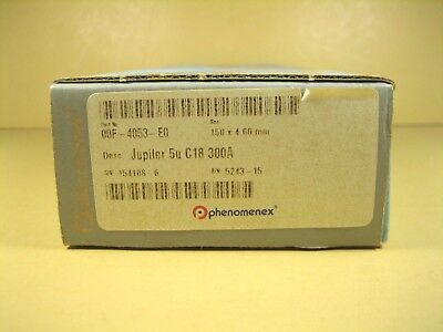 Phenomenex 00f-4053-e0 Jupiter 5 C18 300a 150 X 4.6mm
