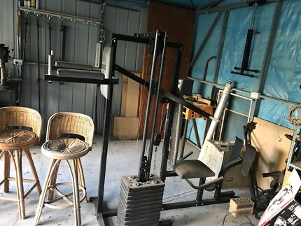Gym equipment  Durack Brisbane South West Preview