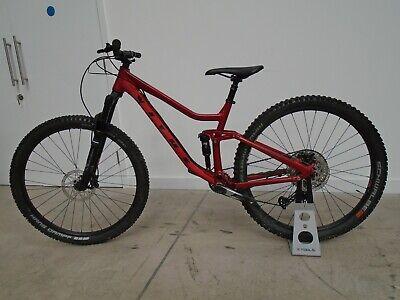 Vitus Mythique 29 VRS Mountain Bike (2021) - MEDIUM - RED