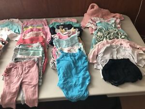 3-6M Girl Clothes