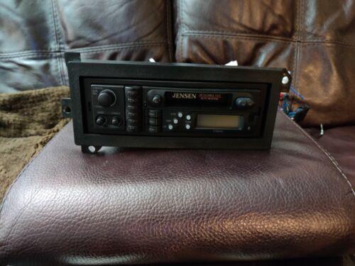 Jensen CS8000 AM/FM Auto Reverse Cassette Receiver New