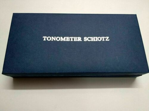 Brand New Schiotz Tonometer For Ophthalmology & Optometry