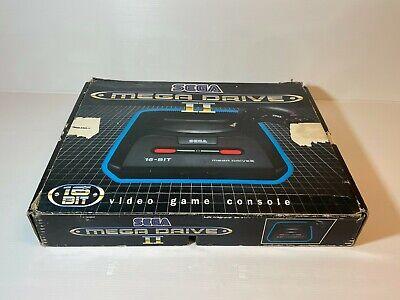 Jeu vidéo Jouet Vintage Console MEGA DRIVE II 2  en boite   elle fonctionne