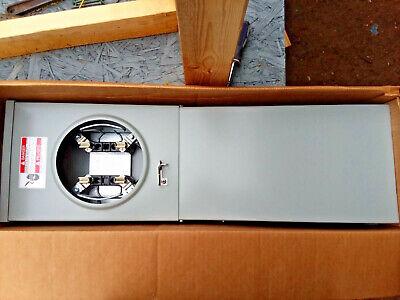 Eaton Cutler Hammer Chr7n7n5ns 20a 125v 2p Gfi Metered Power Panel Surf Mnt 2154