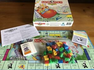 Monopoly Junior - like new