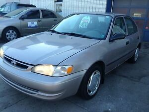 2000 Toyota Corolla Safety And Emission Test $1850