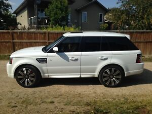 2013 Supercharged Range Rover Autobiography Sport