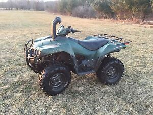 2006 brute force 750 NO TRADES!!