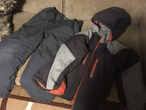 Size 7/8 boys children's place snowsuit