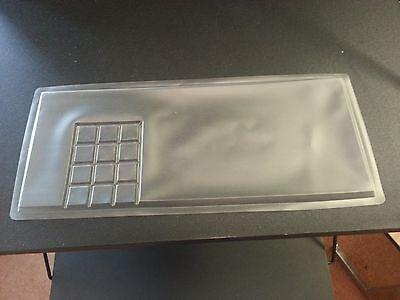 Keyboard Cover For Samsung Sam4s Sps-520 Rt Cash Register - New