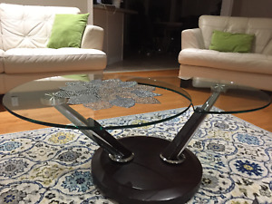 Beautiful Extendable Coffee Table Set