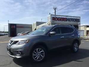 2014 Nissan Rogue SL AWD - NAVI - 360 CAMERA - PANO ROOF