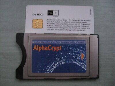 AlphaCrypt Ci Modul R 1.4 mit one4all 1.0 Ci Cam Modul & HD01 Hd+ Karte Astra online kaufen