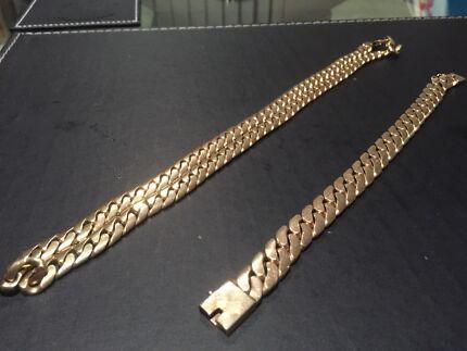 9ct Bracelet/chain Goulburn 2580 Goulburn City Preview