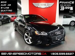 2010 Audi A5 2.0T S-LINE 34KMS ONLY|CERTIFIED|1YR FREE WARRANTY