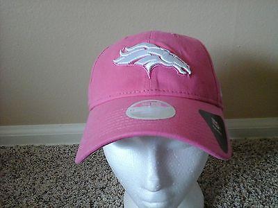 Pinks Denver (Denver Broncos New Era Women's Pink Adjustable)