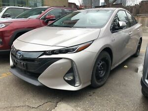 2018 Toyota Prius Prime Upgrade Navigation Leather