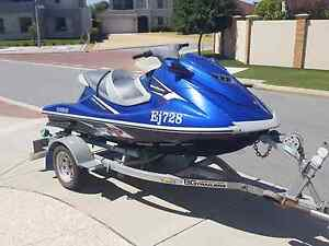 2011 Yamaha waverunner VXR jetski Balcatta Stirling Area Preview