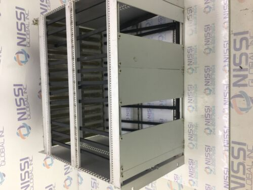 SCHROFF VXI BUS 13 SLOT 23030-076 VXI BUS MAINFRAME