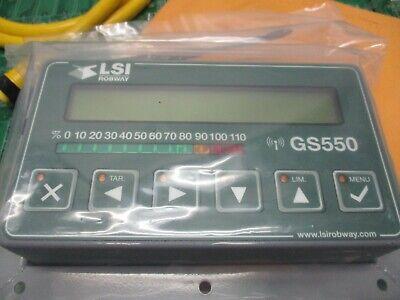 Trimble Lsi Gs550 Wireless Display