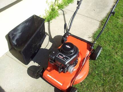 Victa Charger,Briggs & Stratton Lawn Mower George Town George Town Area Preview