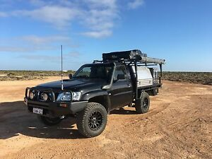 Nissan Patrol gu zd30 crd motor Caversham Swan Area Preview