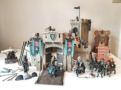 Playmobil Falcon Knights Castle 4866 Plus Extras