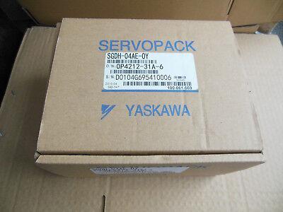 Yaskawa Servo Drive Sgdh-04ae-oy New Free Expedited Shipping Sgdh04aeoy
