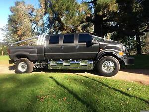 2008 Ford F650 Moorebank Liverpool Area Preview