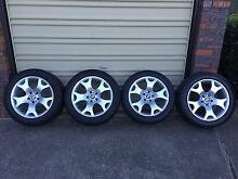 BMW X5 WHEELS 19 INCH - FACTORY PERFORMANCE OPTION Charlestown Lake Macquarie Area Preview
