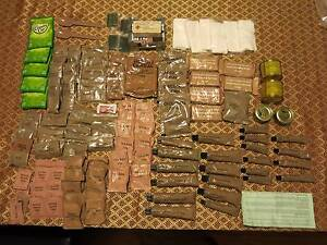 Australian Army Ration Pack. Lyons Woden Valley Preview