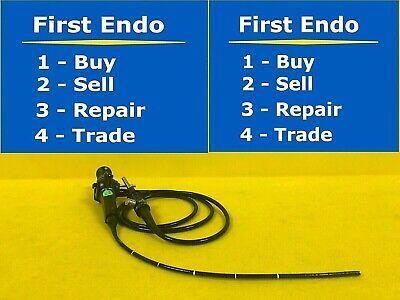 Olympus Enf-t3 Rhinolaryngoscope Endoscope Endoscopy 556-s74