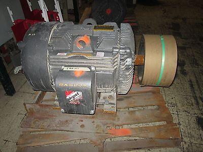 Baldor Motor M4409t 100hp 1185 Rpms 444t Frame 230460v 240120a
