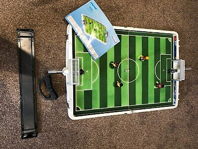 Playmobil 4725 Take Along Football Match Excellent Condition Hardly Used