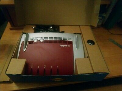 FRITZ!Box 3490 FRITZBox Wireless Modem Router UK edition ADSL/VDSL AC WiFi