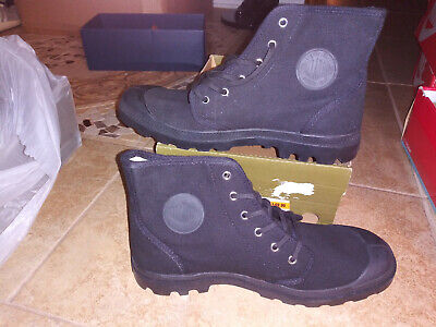 NEW $69 Mens Palladium Pampa Hi Original Boots Shoes, size 12             shoes