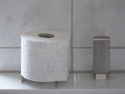 Sonderpreis WC Reserve Ersatz Toiletten Papierhalter Edelstahl von VIELER