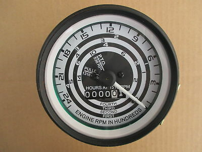 Tachometer Wlight For Ford Golden Jubilee Industrial 1801 1811 1821 1841 1871