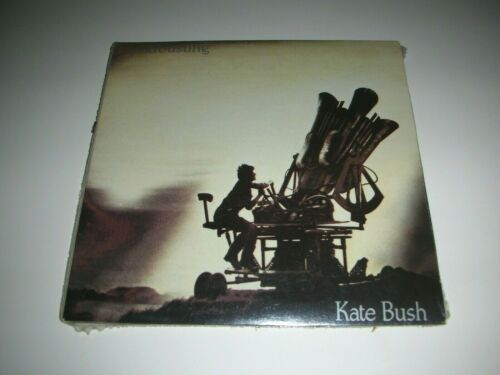 KATE BUSH Cloudbusting US 4 Track DJ Promo CD 5 1986 Mint- Factory Sealed! RARE